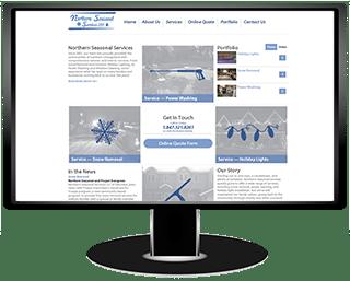 Northern Seasonal Website
