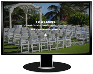 JB Weddings Website