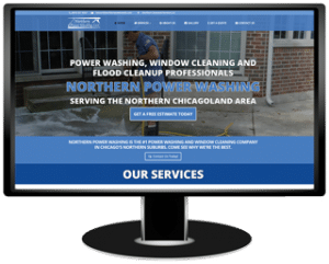 Northern Power Washing Website