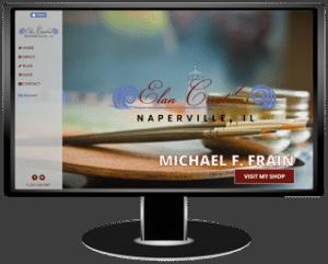 Elan Creations Website