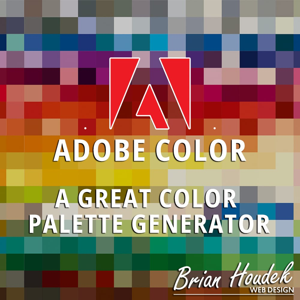 Adobe Color - A Great Color Palette Generator