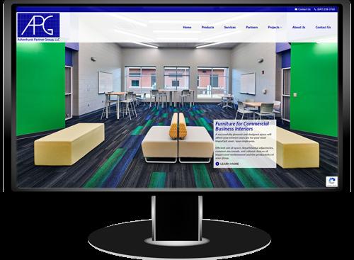 Ashenhurst Partner Group Website