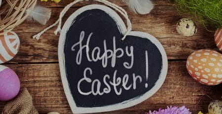 Happy Easter From Brian Houdek Web Design