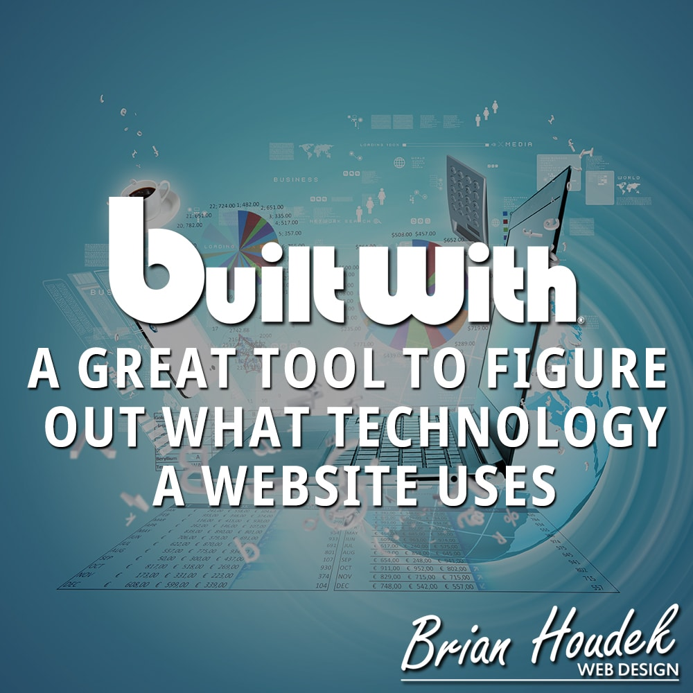 BuiltWith - A Great Tool to Figure Out What Technology a Website Uses