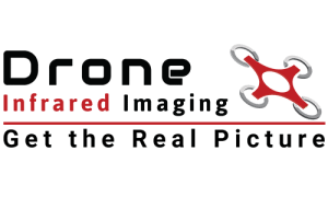 Drone Infrared Imaging Logo