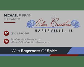 Elan Creations Business Card