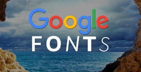Google Fonts - Great Free and Open Source Fonts