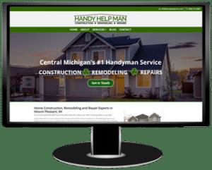 Handy Help Man Website