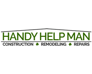 Handy Help Man Logo