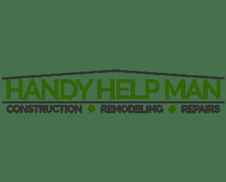 Handy Help Man Logo