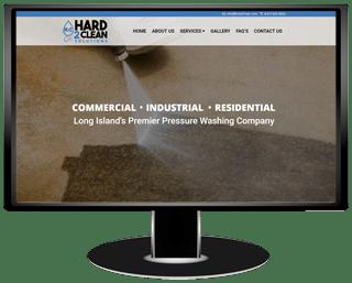 Hard2Clean Solutions Website