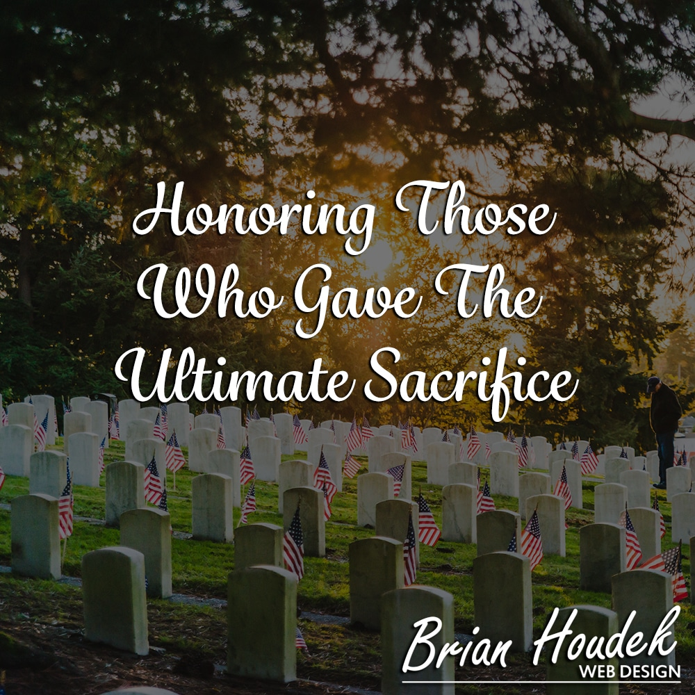 Honoring Those Who Gave The Ultimate Sacrifice