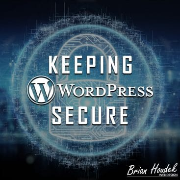 Keeping WordPress Secure