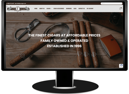 Lynn Cigars Website