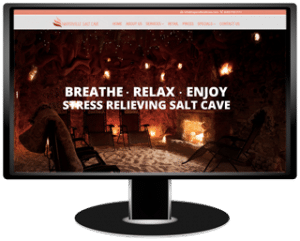 Naperville Salt Cave Website