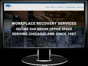 Q-Tech Communications Website