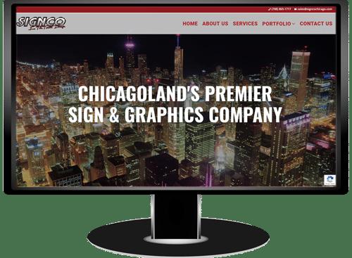Signco Website