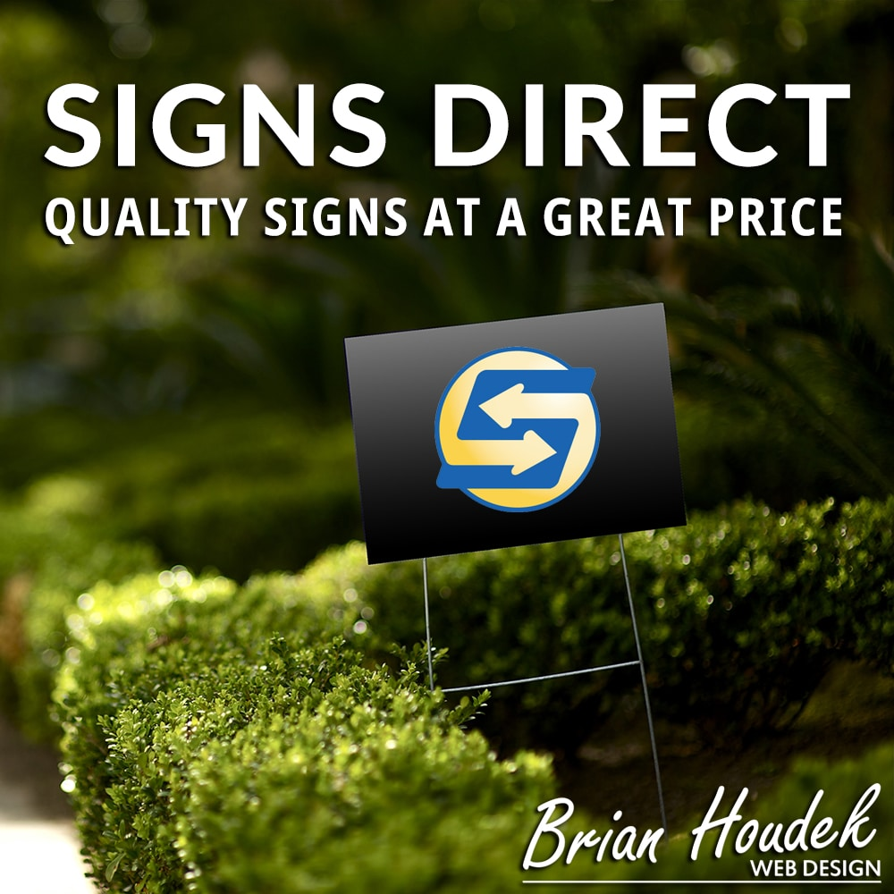 Signs Direct - Quality Signs at a Great Price
