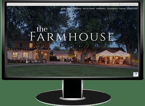 The Farmhouse Plainfield Website