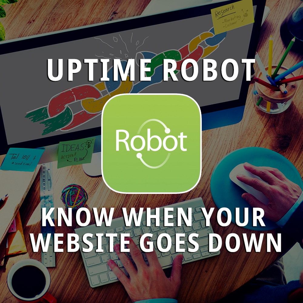 Uptime Robot - Know When Your Website Goes Down