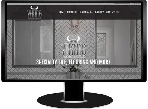 Viking Flooring Solutions Website