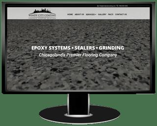 Windy City Coating Website